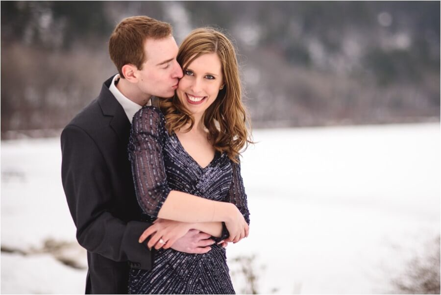 devil's lake engagement session_0004