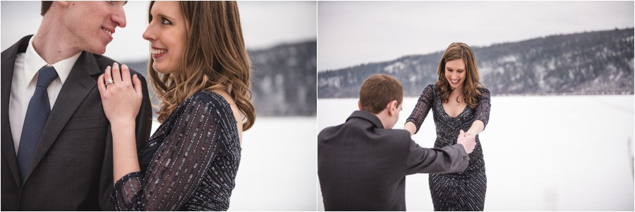 devil's lake engagement session_0012