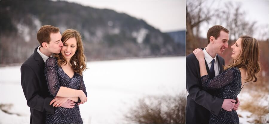devil's lake engagement session_0018
