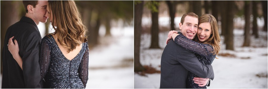 devil's lake engagement session_0019