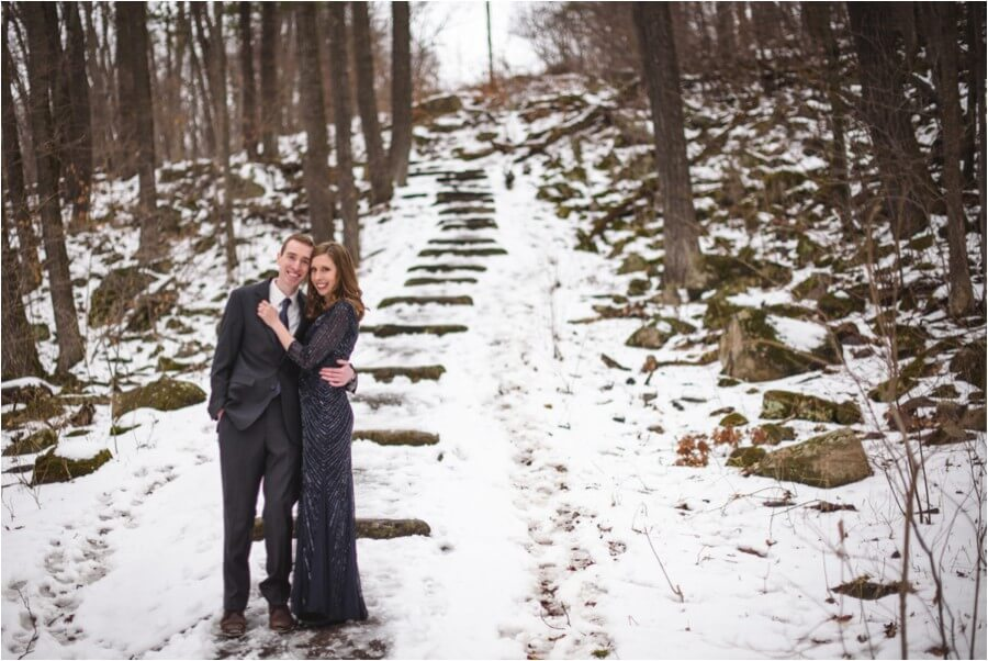devil's lake engagement session_0020