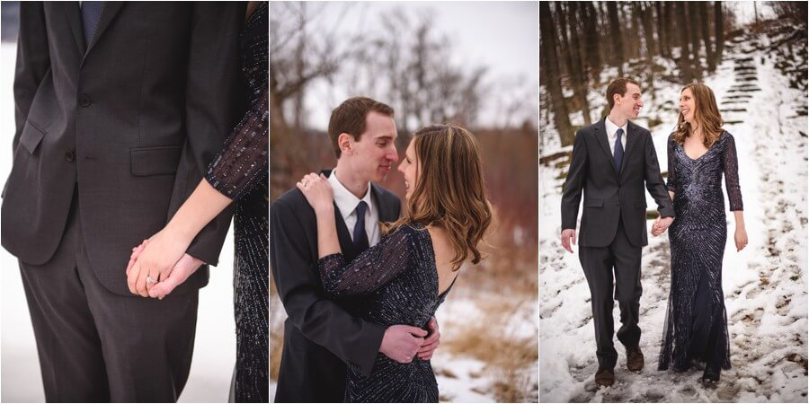 devil's lake engagement session_0025