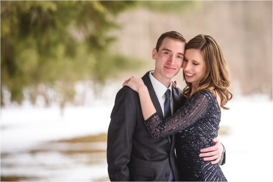 devil's lake engagement session_0027