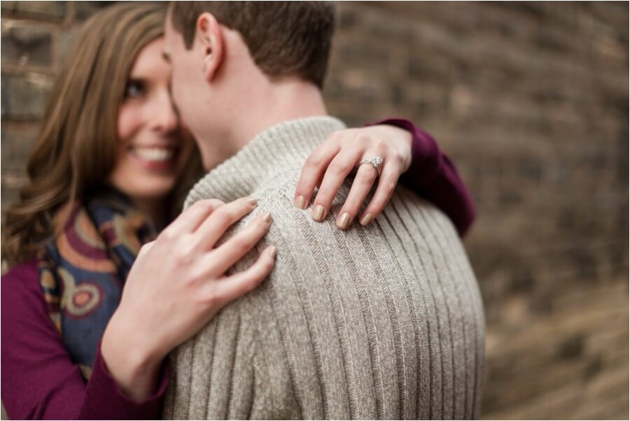 devil's lake engagement session_0031