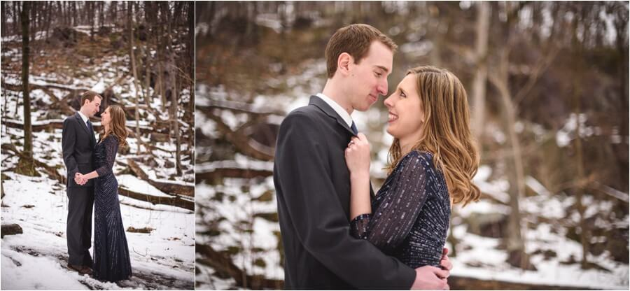 devil's lake engagement session_0038