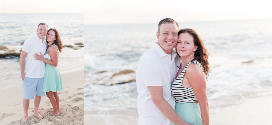 Caribbean sunset engagement_0015