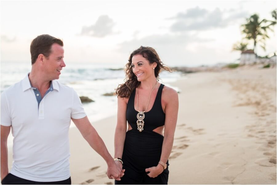 Caribbean sunset engagement_0018