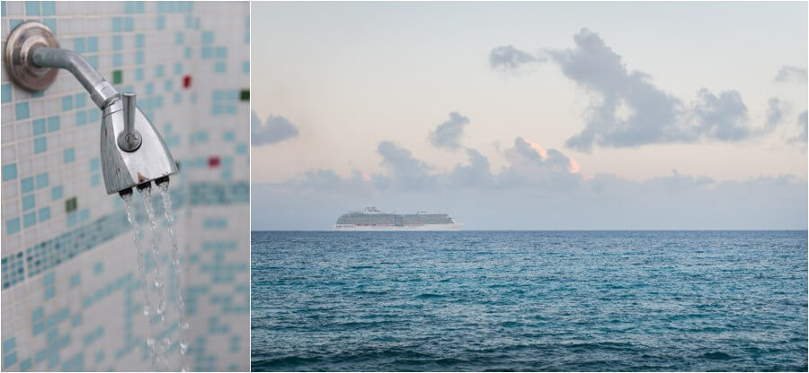 Caribbean sunset engagement_0021