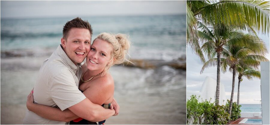 Caribbean sunset engagement_0023