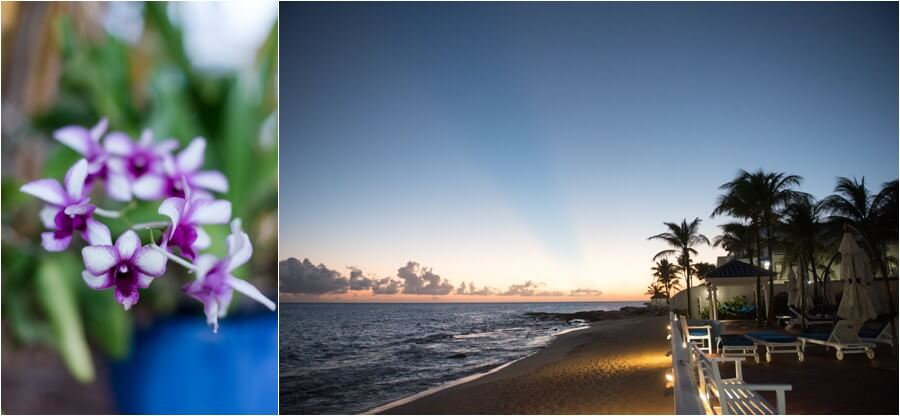 Caribbean sunset engagement_0028