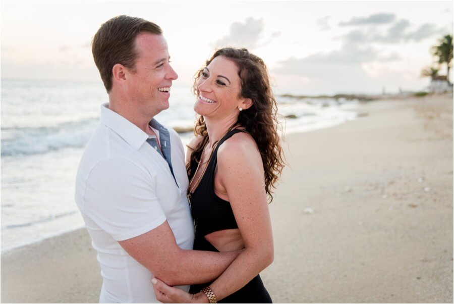 Caribbean sunset engagement_0032