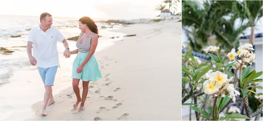 Caribbean sunset engagement_0037