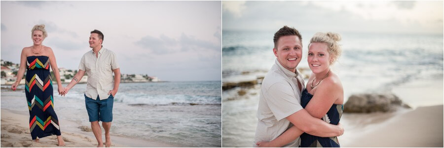 Caribbean sunset engagement_0039
