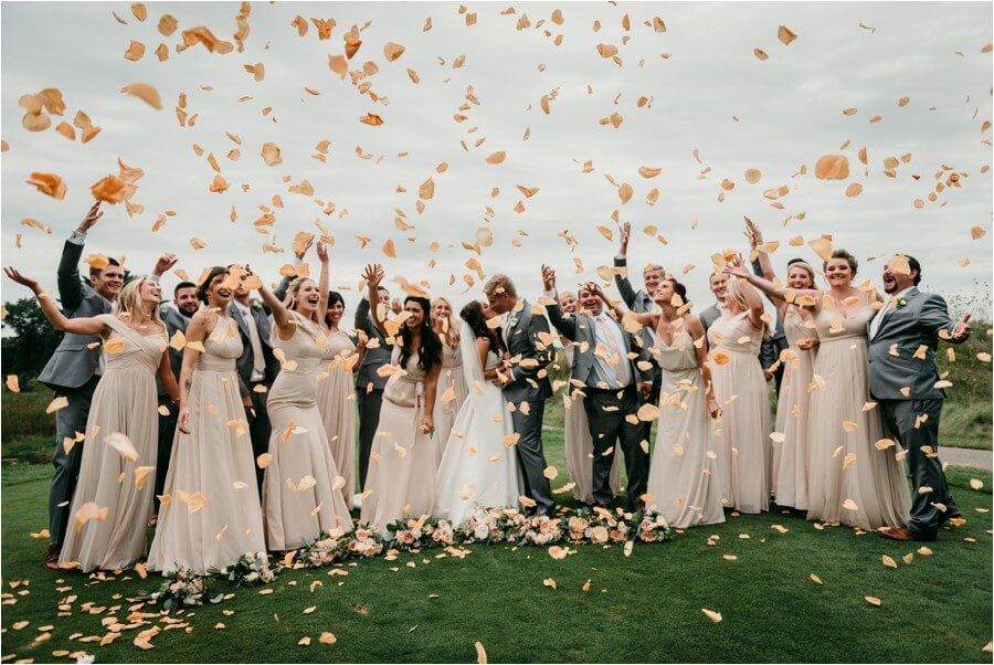 Stacey Bob Modern Wedding At Chula Vista Resort In Wisconsin Dells Tara Draper Photography