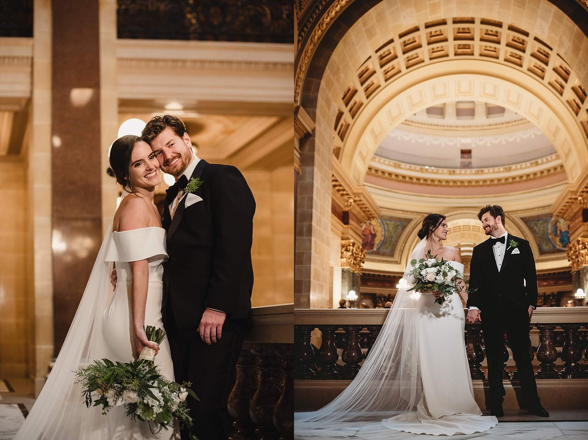 Madison Capital Wedding Photographer